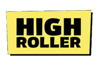 Highrolle casino logo